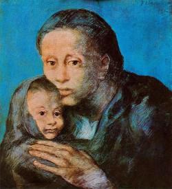 Madre-con-bambino-malato