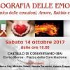 """Convegno """"La geografia delle emozioni"""" – Conversano 14 Ottobre ore 15:00"""